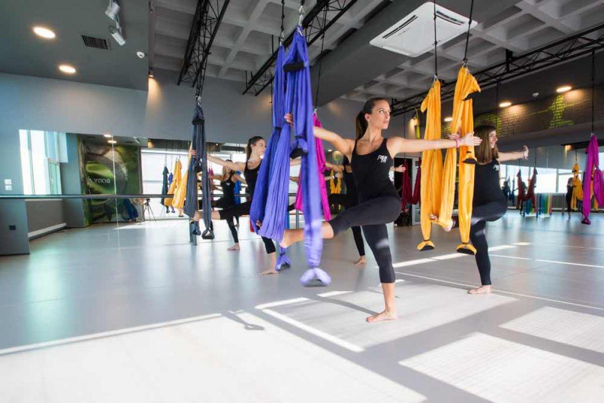 RealFit: Δοκιμάστε το καλύτερο γυμναστήριο της Θεσσαλονίκης εντελώς δωρεάν για μια βδομάδα!