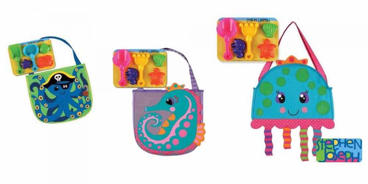 Οι πιο χαριτωμένες τσάντες παραλίας για παιδιά!