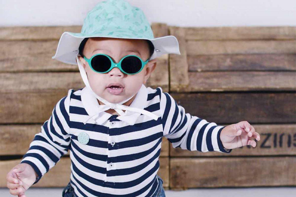 ΕΛΗΞΕ: Κερδίστε ένα σούπερ σετ γυαλιά ηλίου-καπέλο Kietla για το μωρό σας!!