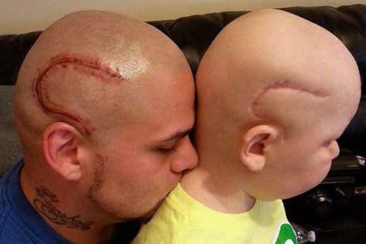 Αυτός ο μπαμπάς και το τατουάζ του μας έκαναν να δακρύσουμε!