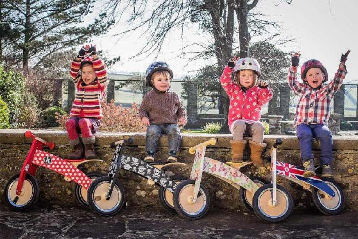 Kiddimoto | γιατί αξίζει να επιλέξεις ένα ποδήλατο ισορροπίας για το παιδί σου!
