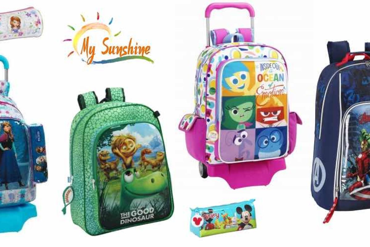ΕΛΗΞΕ: Κερδίστε ένα σχολικό σακίδιο και μία κασετίνα της επιλογής σας από το mysunshine.gr!