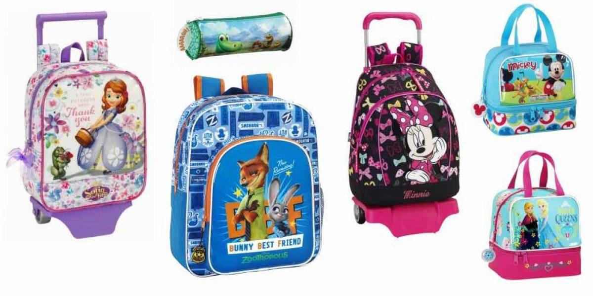 Φέτος πάμε στο σχολείο με τσάντες και αξεσουάρ Safta!