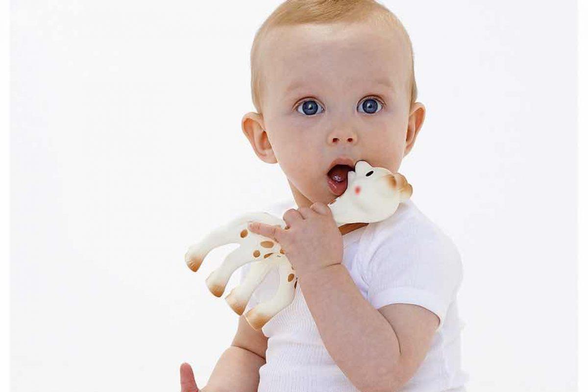 Γιατί τα μωρά λατρεύουν τη Σόφι την καμηλοπάρδαλη;