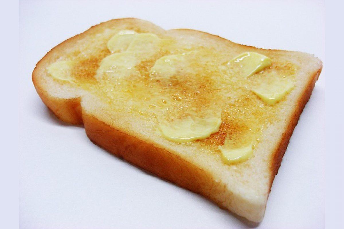 Πώς να ετοιμάσεις ψωμί με βούτυρο για το νήπιό σου!