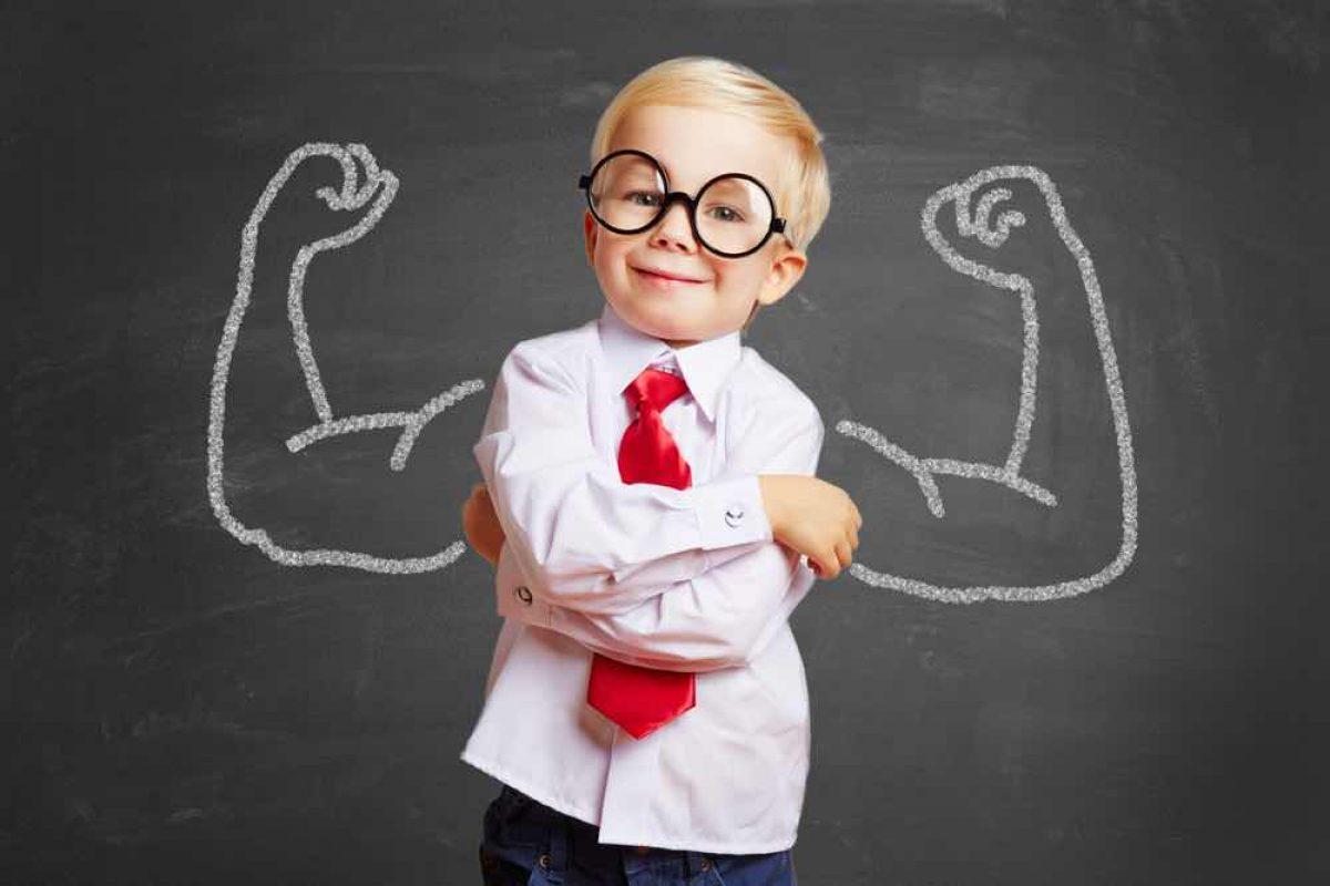 Χτίζοντας την αυτοπεποίθηση του παιδιού