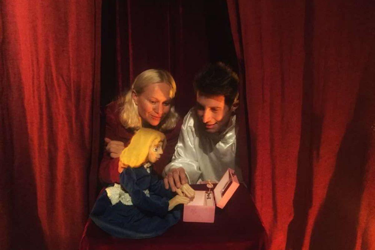 Νέα θεατρική σεζόν για το Θέατρο Κούκλας «People & Puppets' Svit»