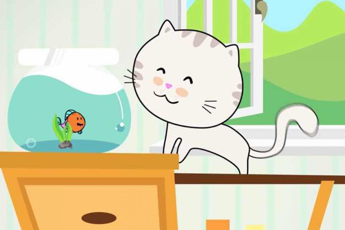 Το ψαράκι και η Γκάβη | Ένα παιδικό τραγούδι που θα αγαπήσετε!