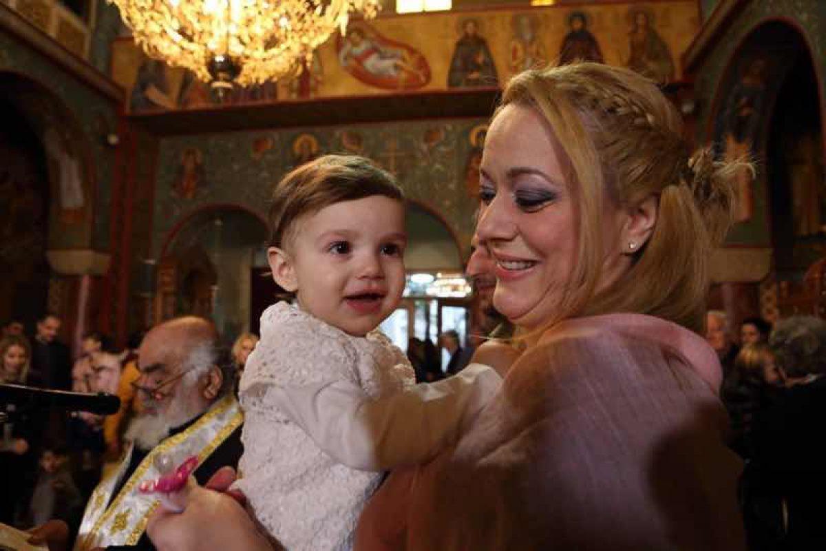 Η βάπτιση της Λυδίας