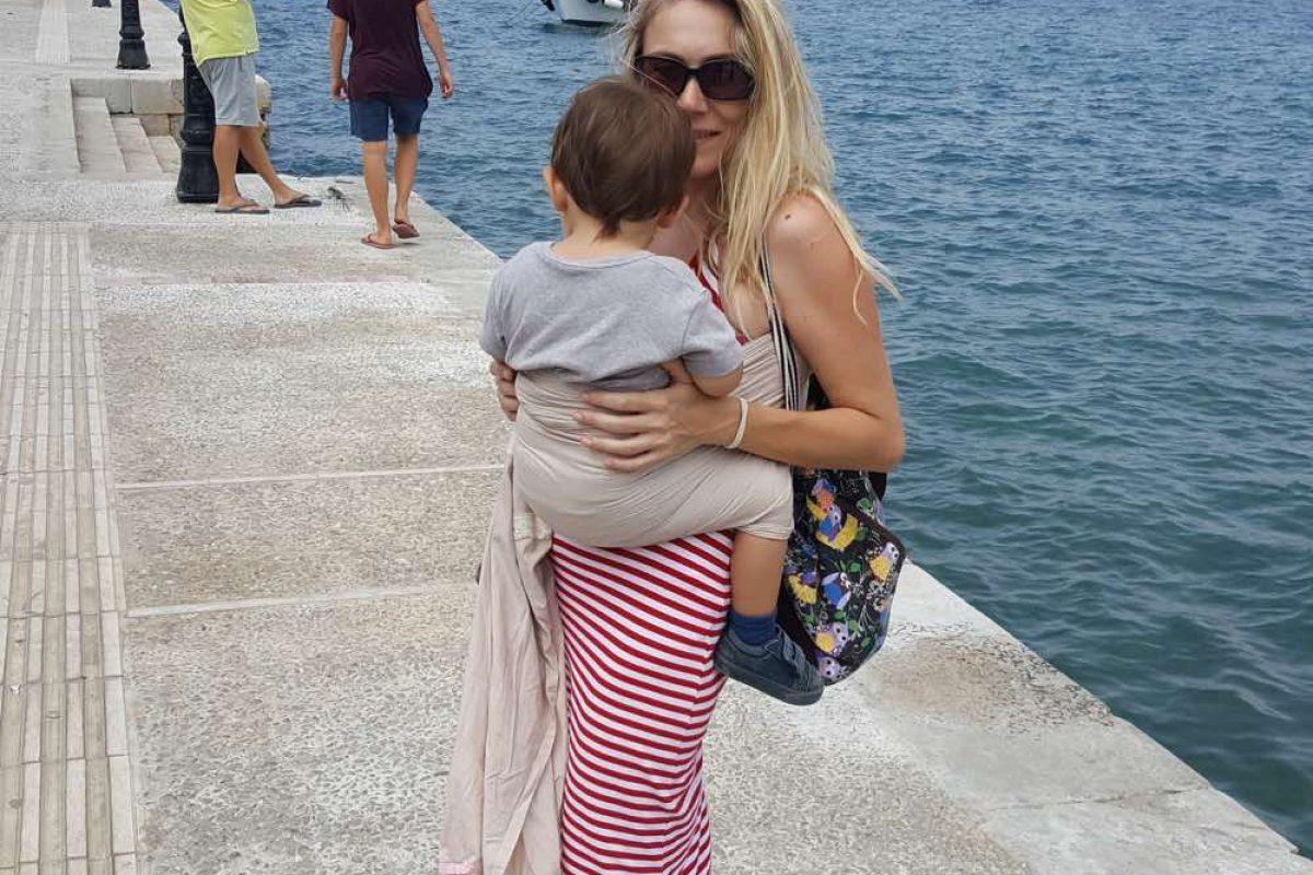 Γιατί να επιλέξετε ένα μάρσιπο αγκαλιάς για το μωρό σας!