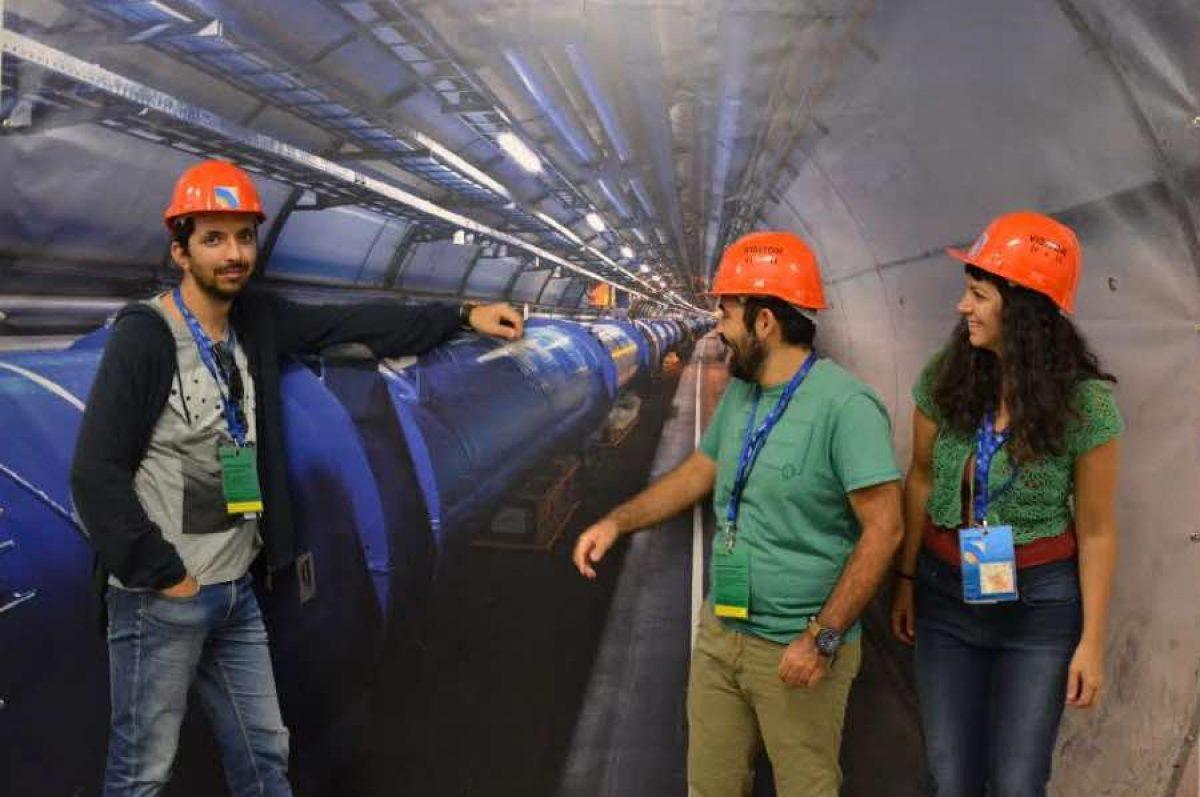 Η πρώτη συνεργασία του CERN με δημόσια Δημοτικά Σχολεία της Ελλάδας