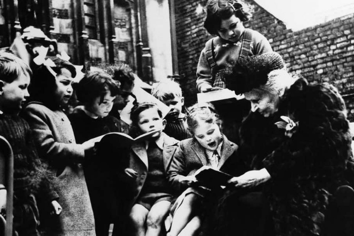 O δεκάλογος της θεωρίας της Maria Montessori