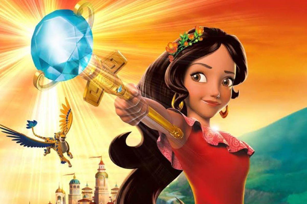 Η Έλενα του Άβαλορ κάνει πρεμιέρα στο Disney Channel!