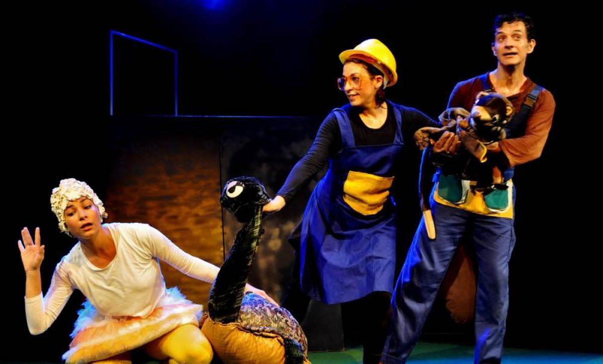 «Ο μικρός κάστορας και η ηχώ»   Είδαμε την παράσταση και σας προτείνουμε να την δείτε και εσείς!