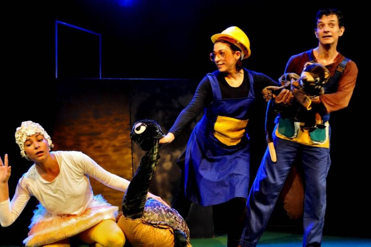 «Ο μικρός κάστορας και η ηχώ» | Είδαμε την παράσταση και σας προτείνουμε να την δείτε και εσείς!