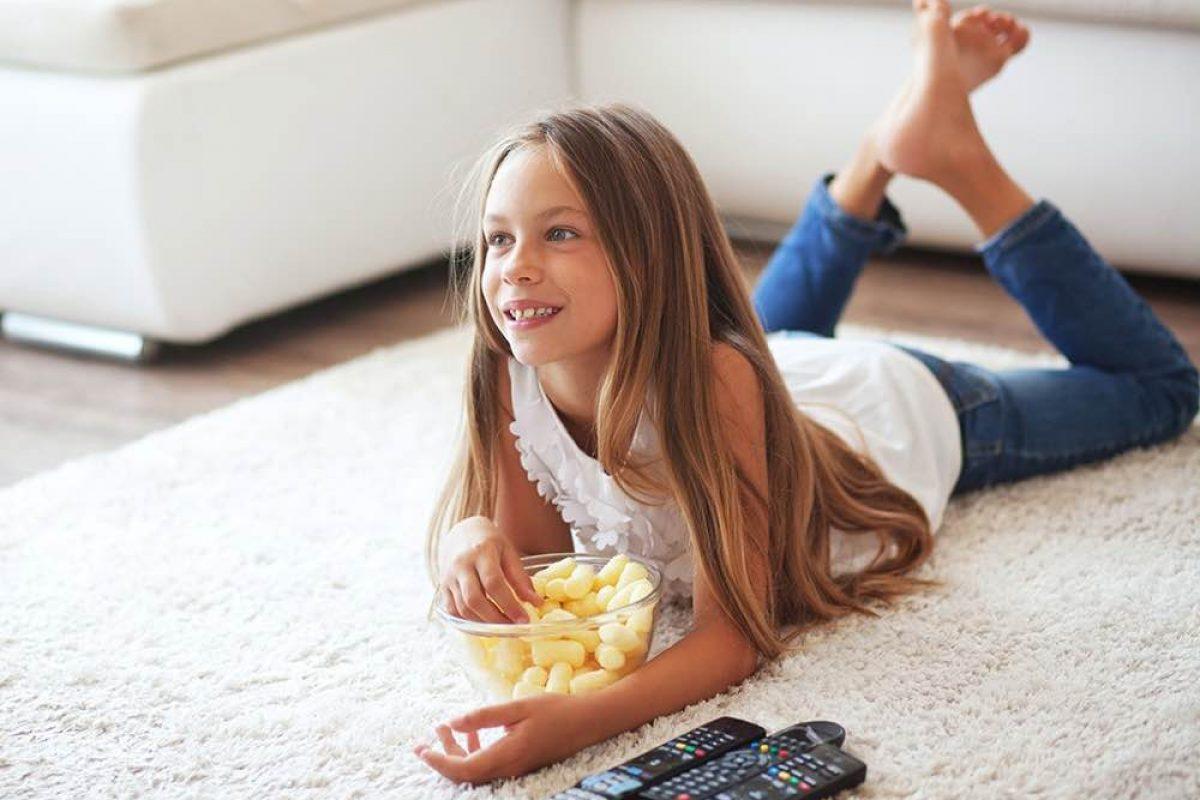Γιατί τα παιδιά παχαίνουν όταν βλέπουν τηλεόραση