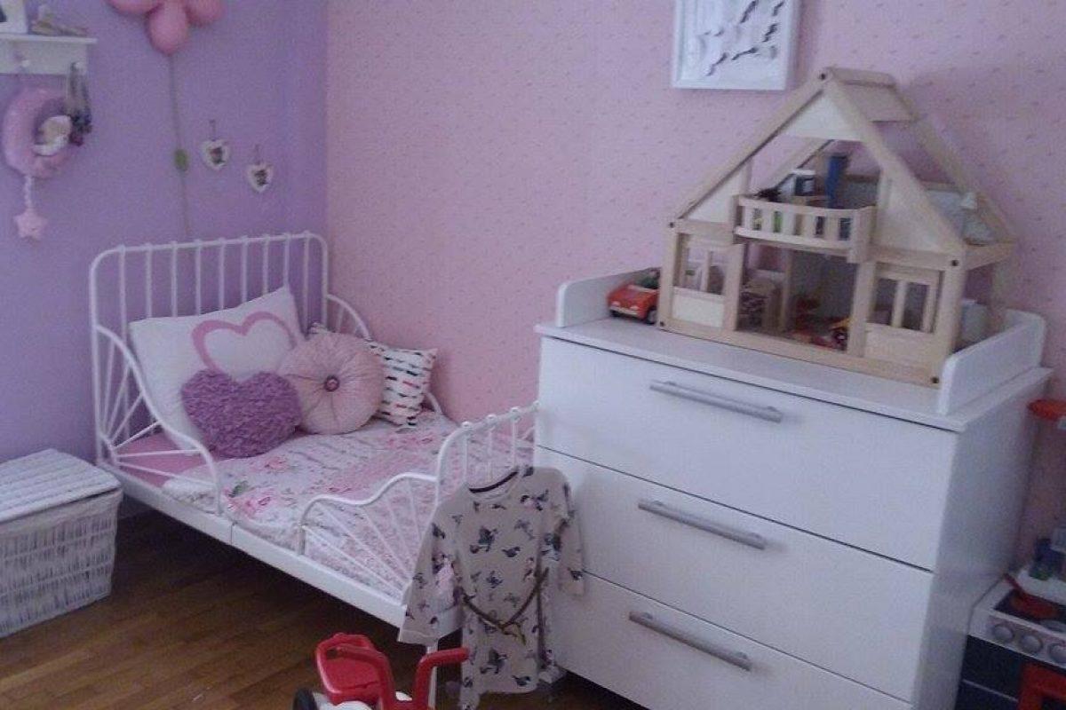 Το καινούργιο δωμάτιο της Ναταλί
