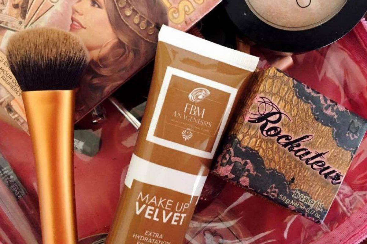 Το Make up Velvet έχει όλα όσα ζητάς από ένα make up!