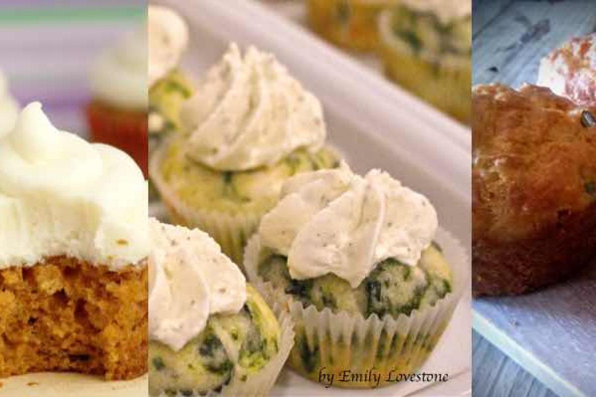 Cupcakes και κολατσιό