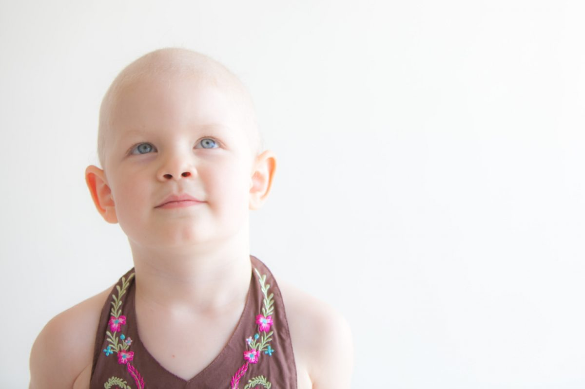 Για ένα παιδί με καρκίνο…