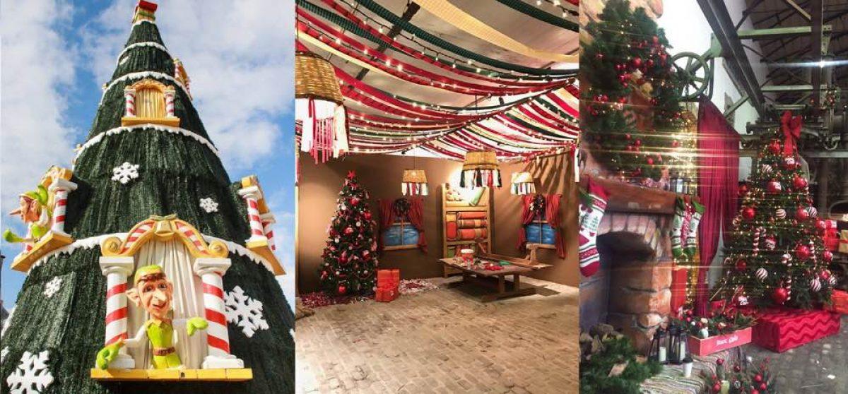 «The Christmas Factory» Ι Για 4η χρονιά στην Τεχνόπολη του Δήμου Αθηναίων!