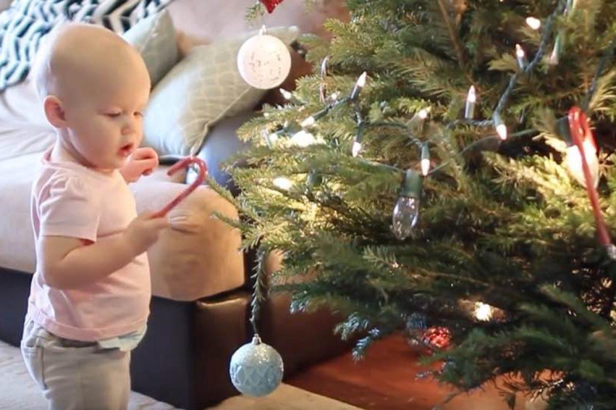 Πώς είναι τα Χριστούγεννα με ένα μωρό!