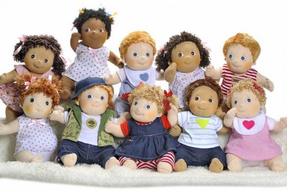 Οι χειροποίητες κούκλες Rubens Barn θα γίνουν η αγαπημένη συντροφιά του παιδιού σας!