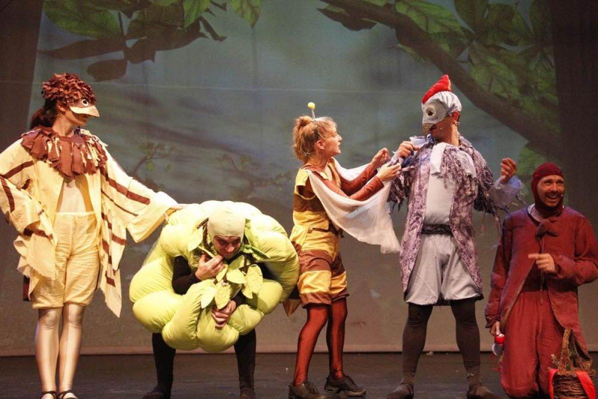 Χριστούγεννα στο Θέατρο Σοφούλη
