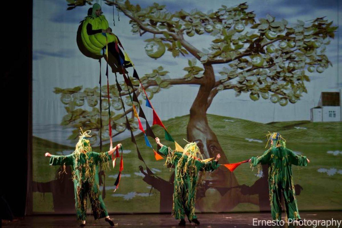 Το Καρύδι και το Χριστουγεννιάτικο Κέικ στο Θέατρο Σοφούλη
