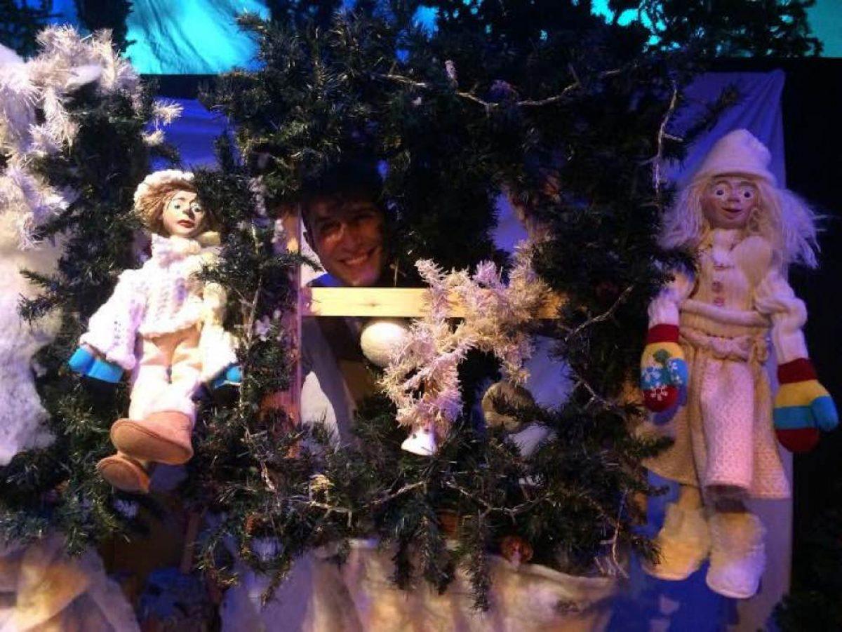 «Μαγικά Στολίδια»: μια παράσταση για παιδιά 1,5-3,5 ετών ανήμερα της Πρωτοχρονιάς!