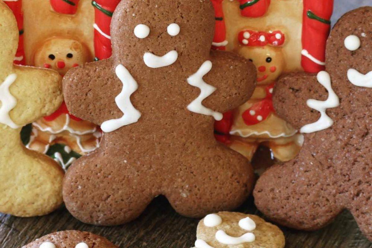 Πεντανόστιμα χριστουγεννιάτικα μπισκότα!