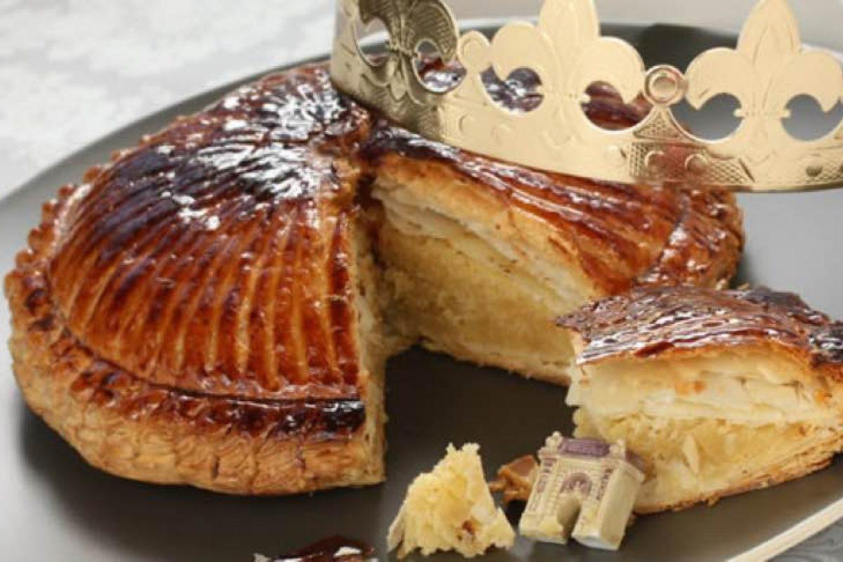 GALETTE DES ROIS – Γαλλική βασιλόπιτα