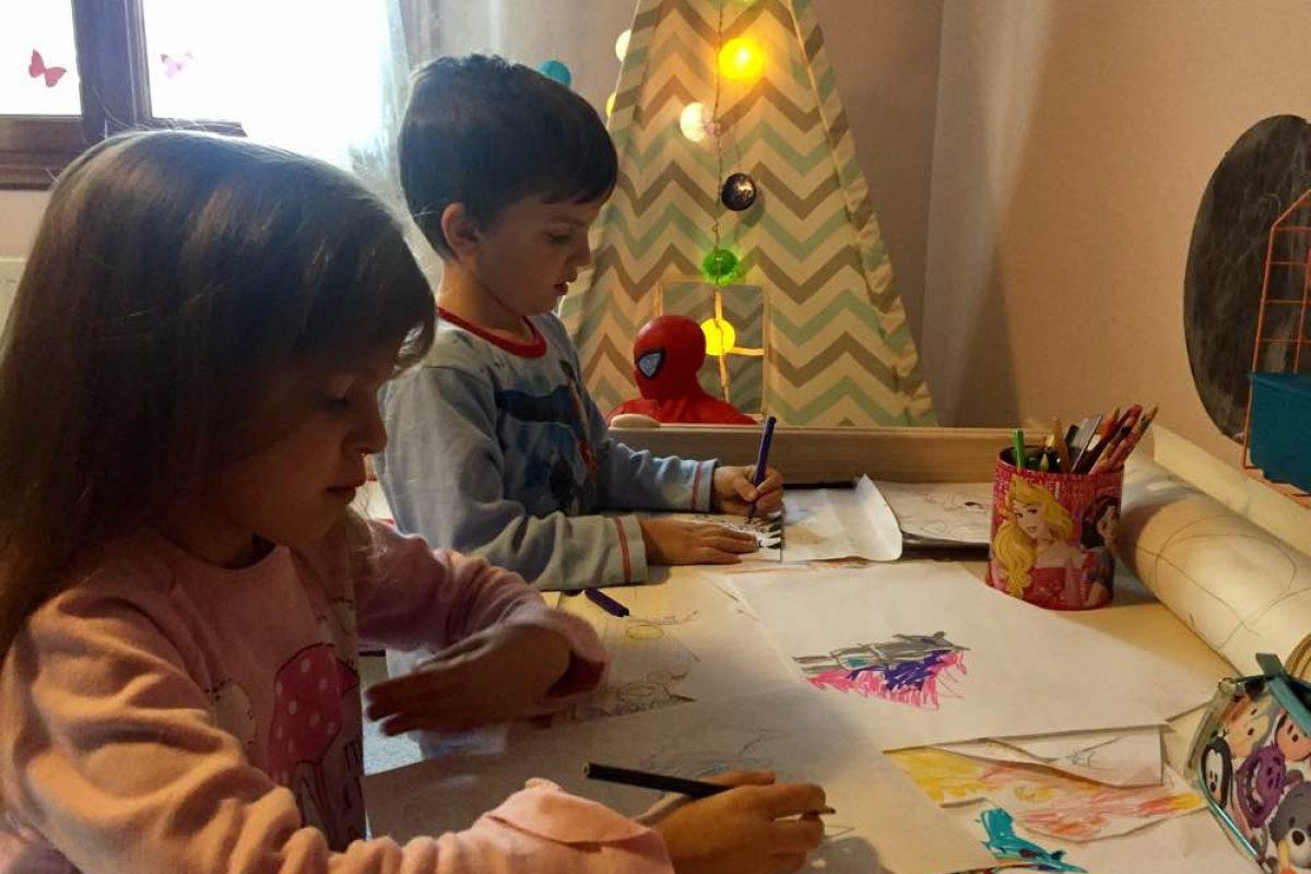 Kinder Chocolate Gallery 3 | Ένας διαγωνισμός για τους μικρούς μας καλλιτέχνες!