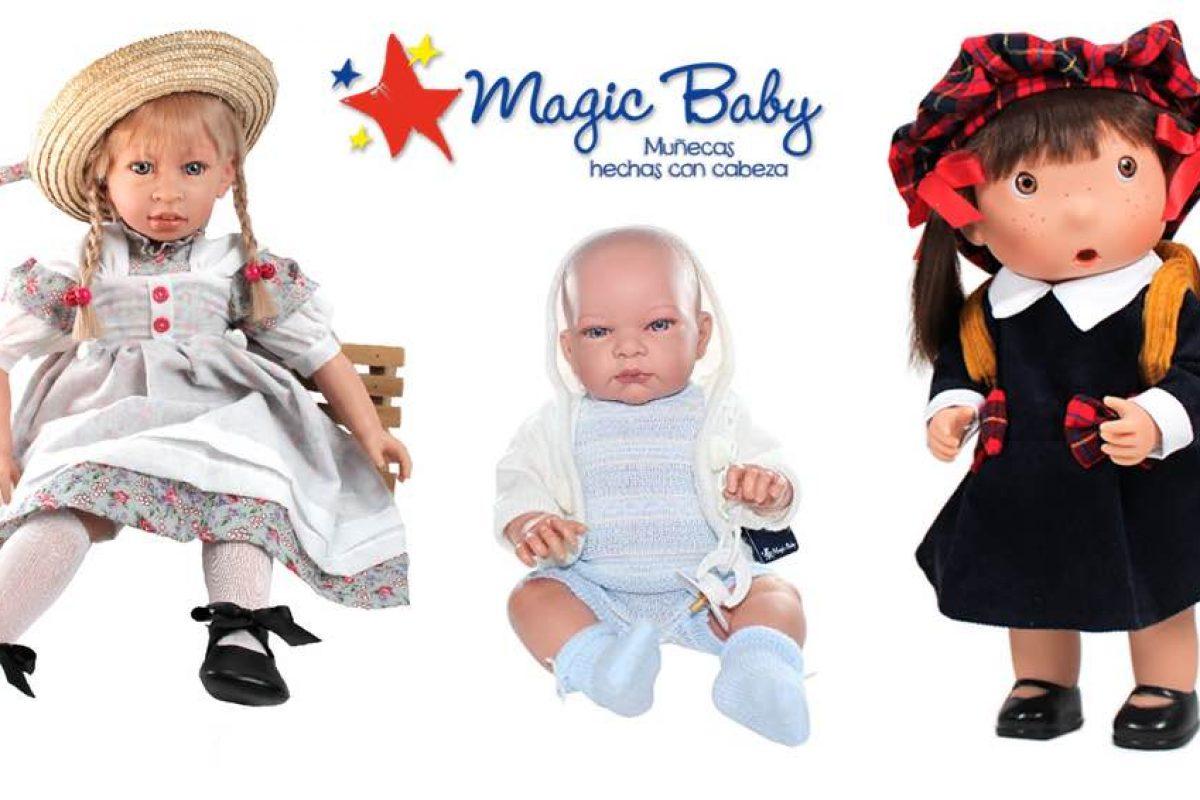 Οι κούκλες της ισπανικής Lamagik είναι μαγικές!