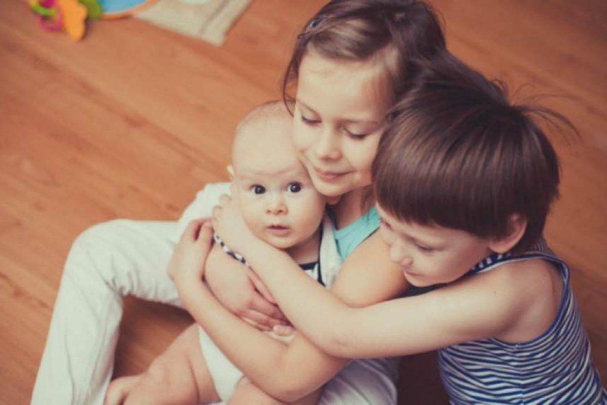 20 αλήθειες του να έχει κανείς 3 παιδιά