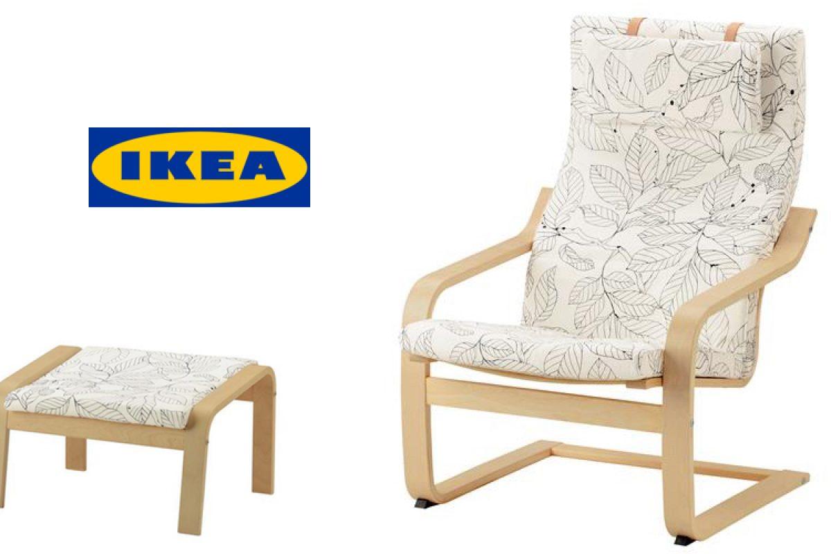 ΕΛΗΞΕ: Κερδίστε την αγαπημένη πολυθρόνα POÄNG της IKEA!