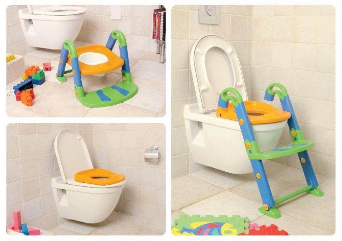 ΕΛΗΞΕ: Κερδίστε ένα φανταστικό εκπαιδευτικό κάθισμα τουαλέτας 3 σε 1 από το Μπιζζζ!