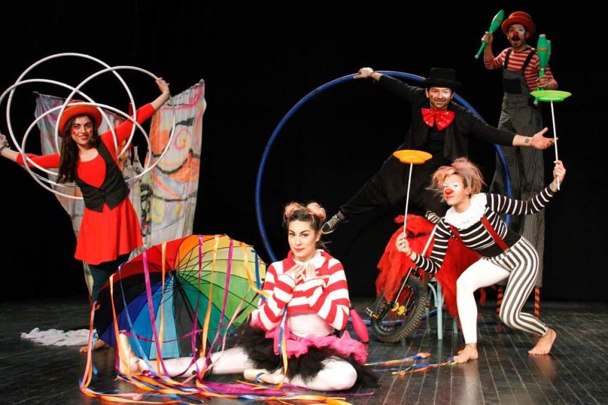 To Μαγεμένο Τσίρκο στο θέατρο Αυλαία!