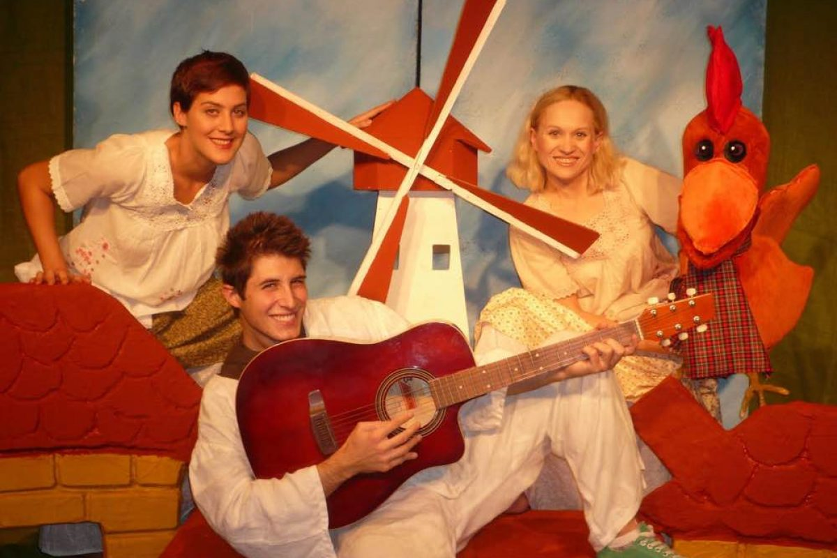 «Οι Μουσικοί της Βρέμης» από το Θέατρο Κούκλας της Ιρίνα Μπόικο