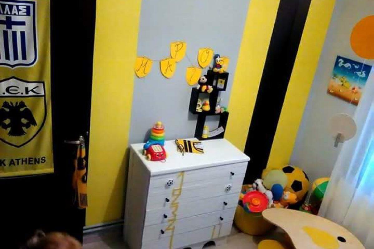 Το δωμάτιο του Μάριου