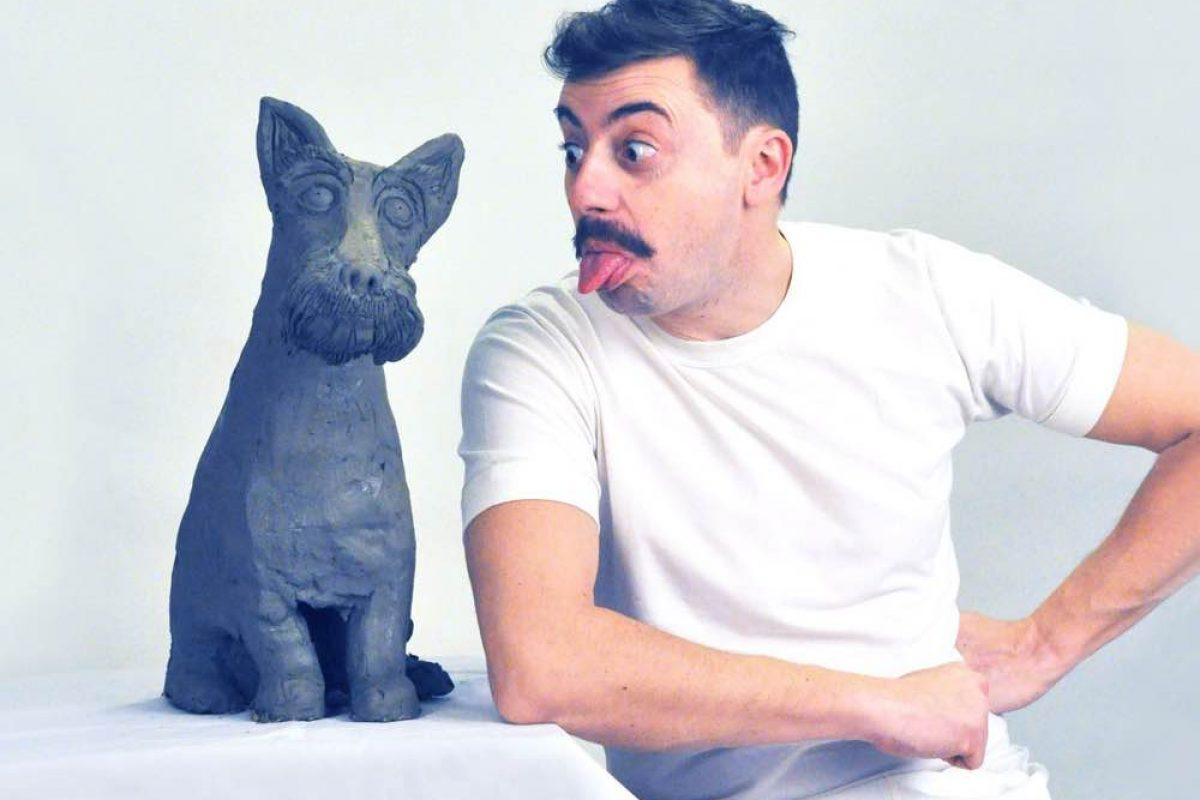 Mud dog: πήλινα γαβγίσματα! | Μια θεατρική παράσταση για βρέφη 10 μηνών-2.5 ετών!