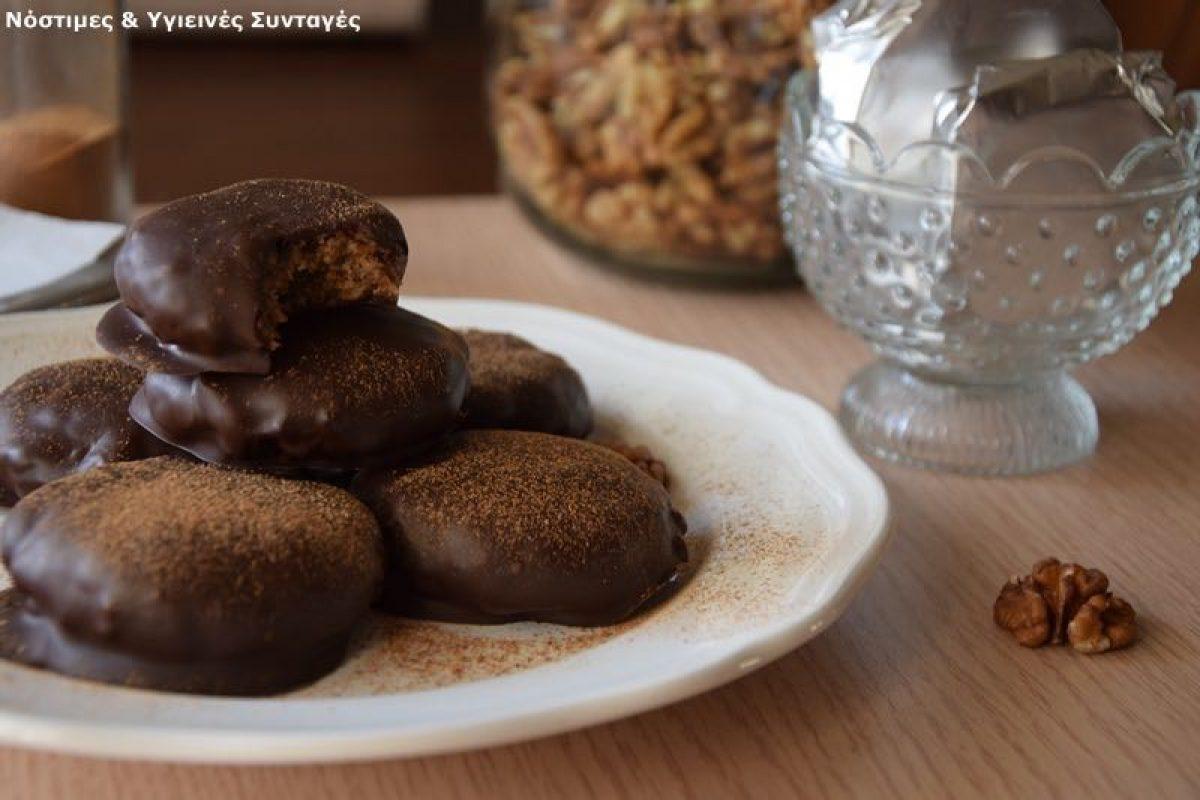 Καριόκες χωρίς ζάχαρη με 5 υλικά