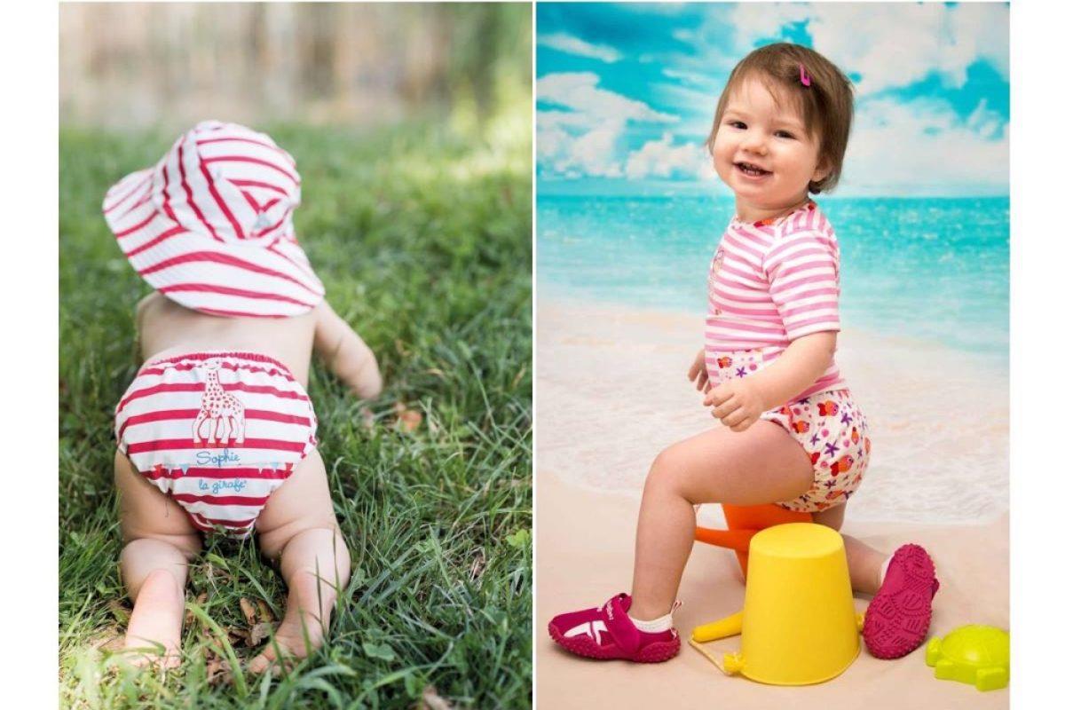 Μωρό στη θάλασσα; Φορέστε μαγιό-πάνα και μην αγχώνεστε για τα «ατυχήματα»!