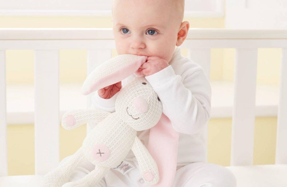 Τα ζωάκια Breathable είναι η πιο ασφαλής συντροφία για το μωρό σας!
