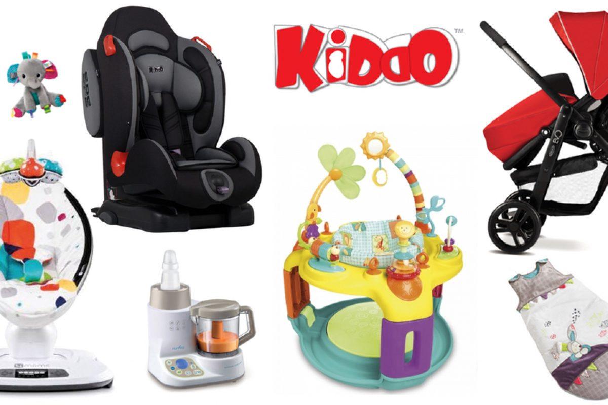 ΕΛΗΞΕ: Κερδίστε μια δωροεπιταγή αξίας 100 Ευρώ από το kiddo.gr!