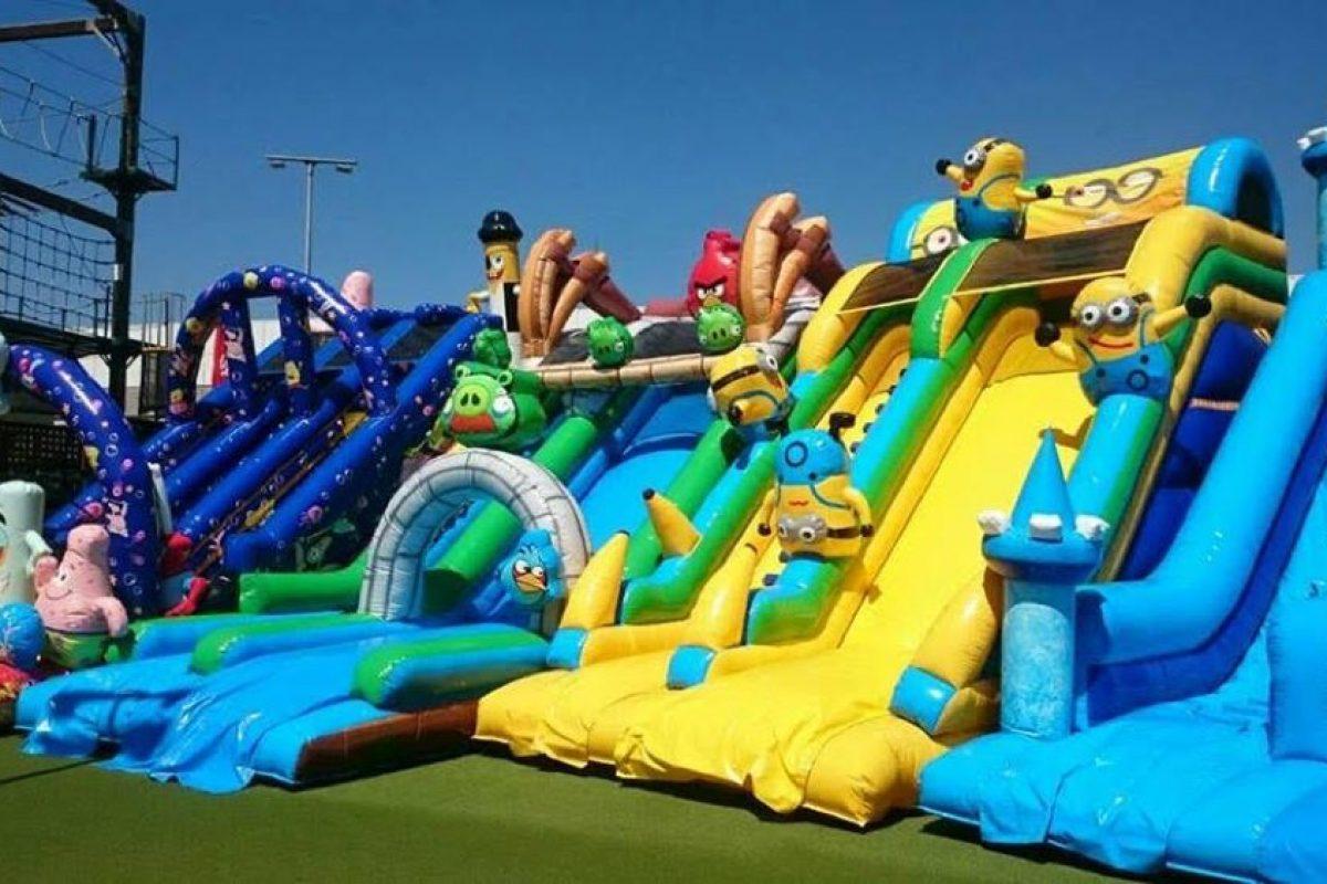 VOLTA fun town στο Μαρούσι: Το καλοκαιρινό πάρκο παιδικής ψυχαγωγίας που αξίζει να επισκεφτείς!