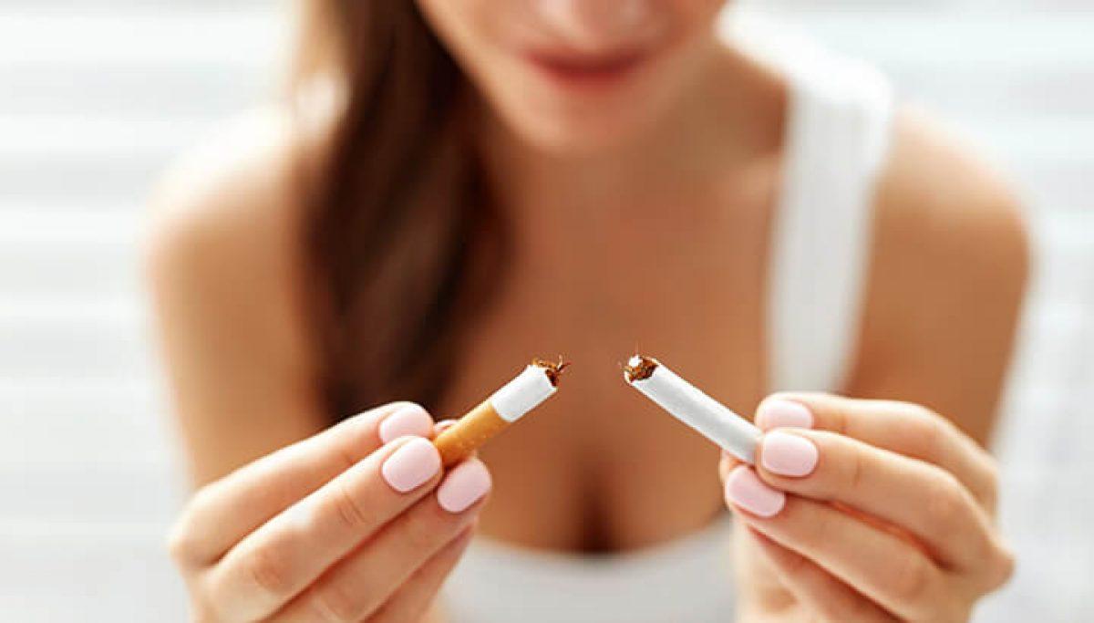 Αύξηση βάρους μετά τη διακοπή καπνίσματος