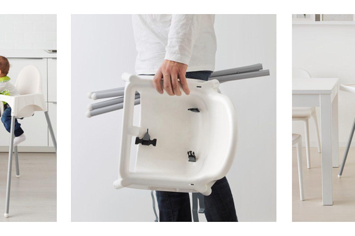 ΕΛΗΞΕ: Κερδίστε το κάθισμα φαγητού ANTILOP της IKEA!