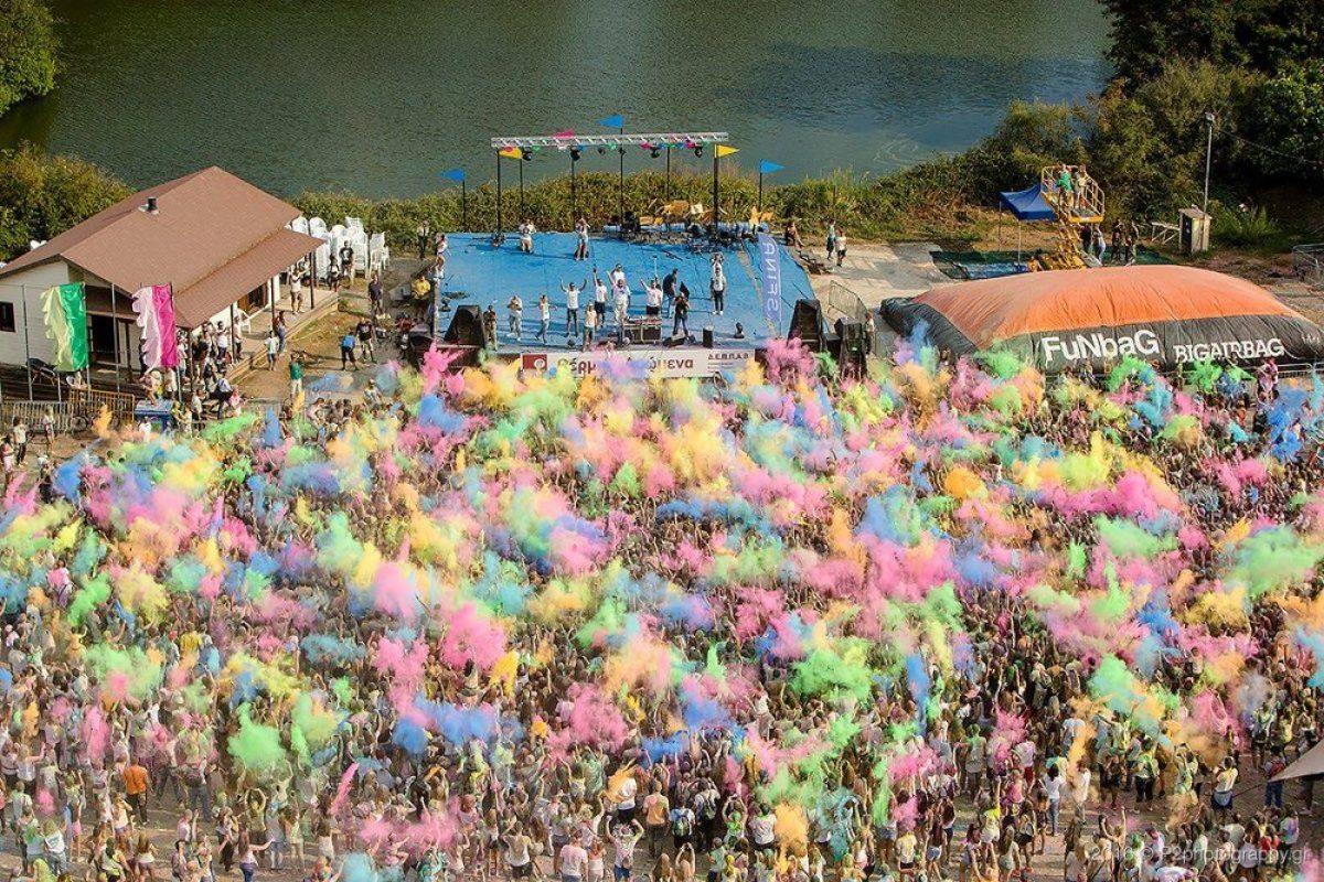Ραντεβού στη λίμνη για την 6η Μέρα με τα Χρώματα!
