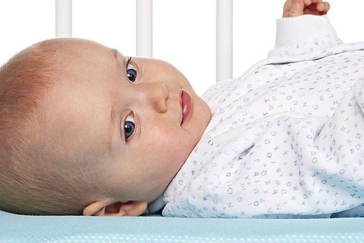 Το ανώστρωμα Aerosleep χαρίζει στο μωρό σας ασφαλή και υγιεινό ύπνο!